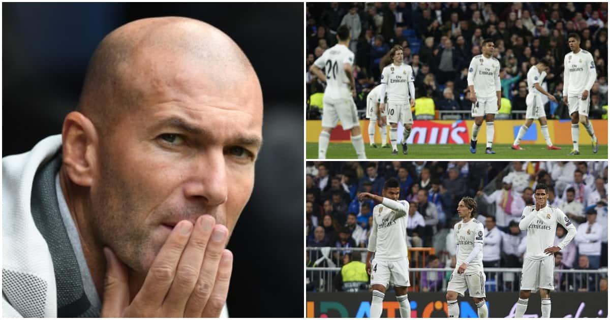 Kocha Zinedine Zidane Afichua Sababu za Kugura Real Madrid Kimya Kimya ▷ Kenya News