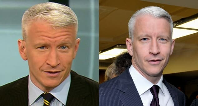 TV anchor Anderson Cooper's mother died in 2019.