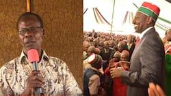 Mbunge wa zamani Bifwoli Wakoli awaomba Ruto, Uhuru kumsaidia kulikarabati kanisa