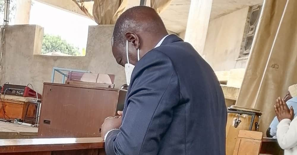 William Ruto was barred from travelling to Uganda.