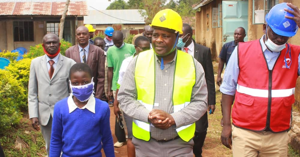 """MP Titus Khamala urges jobless youth to start families: """"I married while in grass-thatched house"""""""