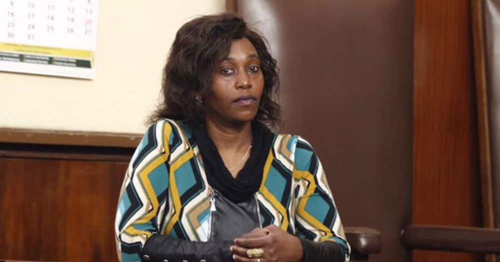 Forgive My Mother, Daughter of Kiru Principal who Killed Husband Pleads with Court
