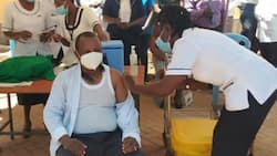 Kenyans to Start Receiving 2nd Dose of COVID-19 Vaccine Beginning Friday, May 28
