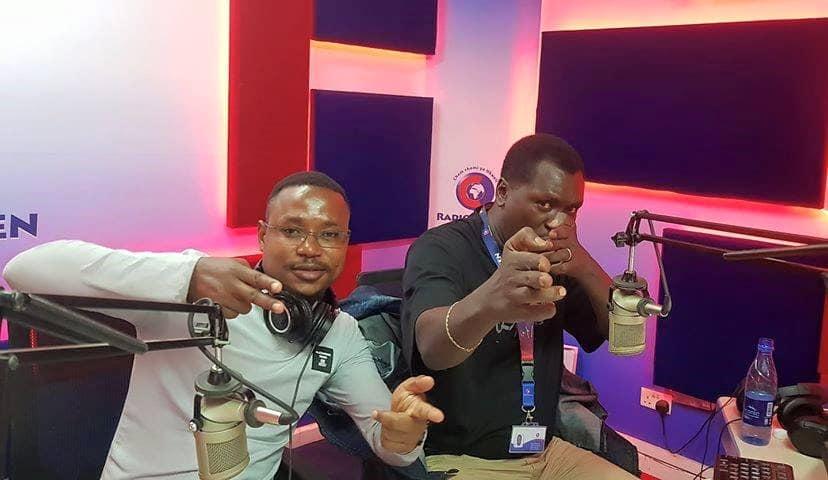 Citizen radio presenters