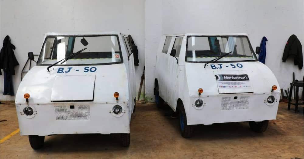 The BJ-50 is built by Sagak Tech Enterprises in Laikipia.