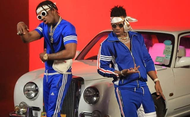 Tanzania authorities ban Diamond Platnumz, Rayvanny from performing in and out of the country