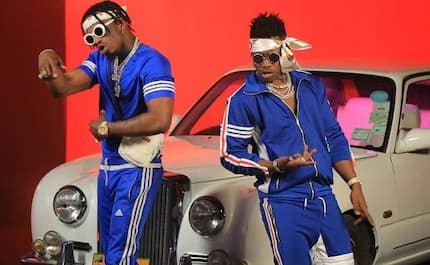 Reasons leading to the ban on Diamond and Rayvanny's latest song, 'Mwanza'