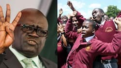 Over 2,600 KCSE students who qualified for degree courses opted to pursue diploma - CS George Magoha