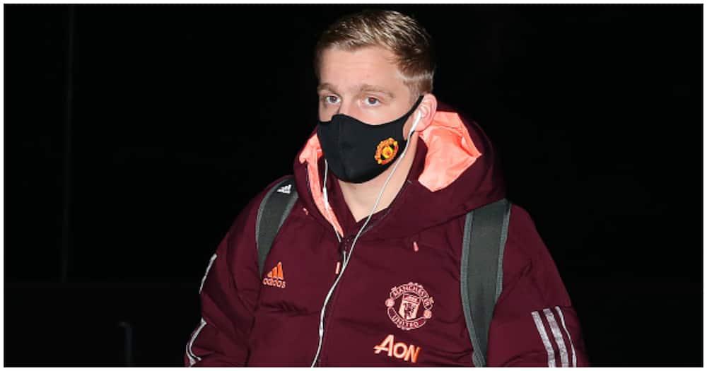 Donny van de Beek: Ole admits Dutchman is unhappy at Man United