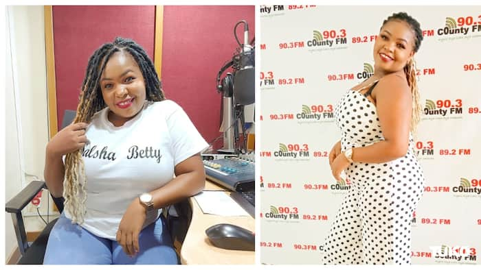 Kenyan Radio Presenter, Salsha Betty, Narrates How She Fled from Abusive Marriage