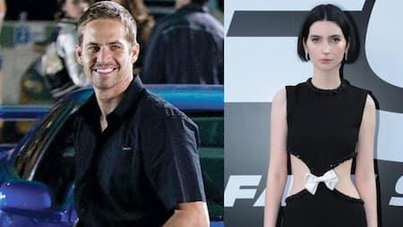 Paul Walker's daughter Meadow attends premiere of Fast & Furious 9