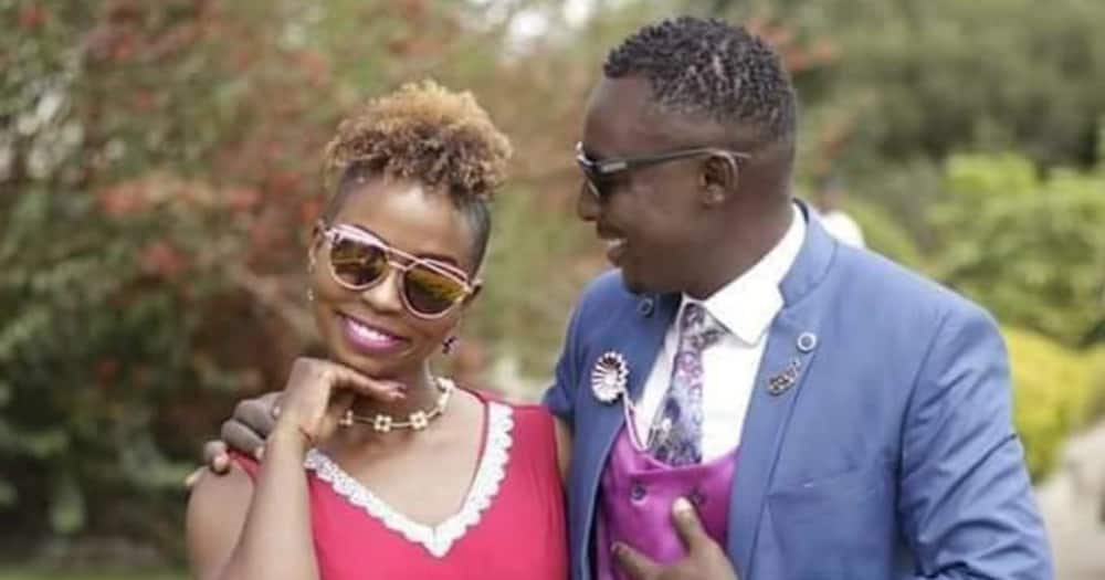 """Gospel artist says she met her husband when he had nothing: """"His shoes were smelly"""""""