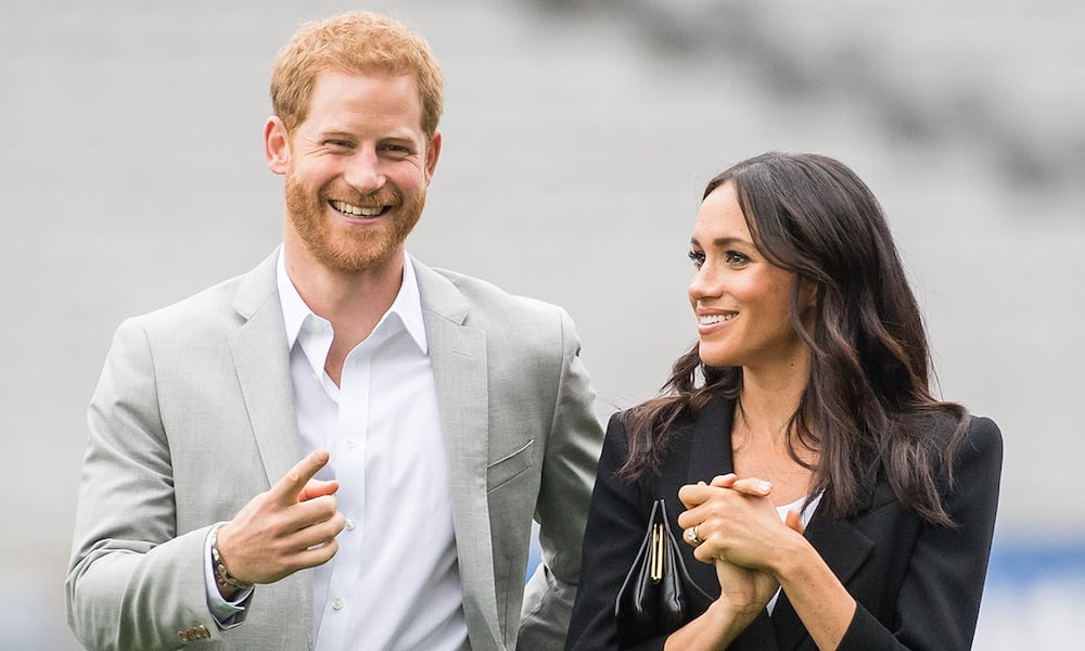 Prince Harry, Meghan Markle Named on Time's 100 Most Influential People List.