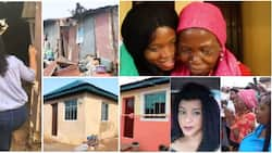 Internet Users Inspired by Female Pastor who Built House for 72-Year-Old Widow Abandoned by Son