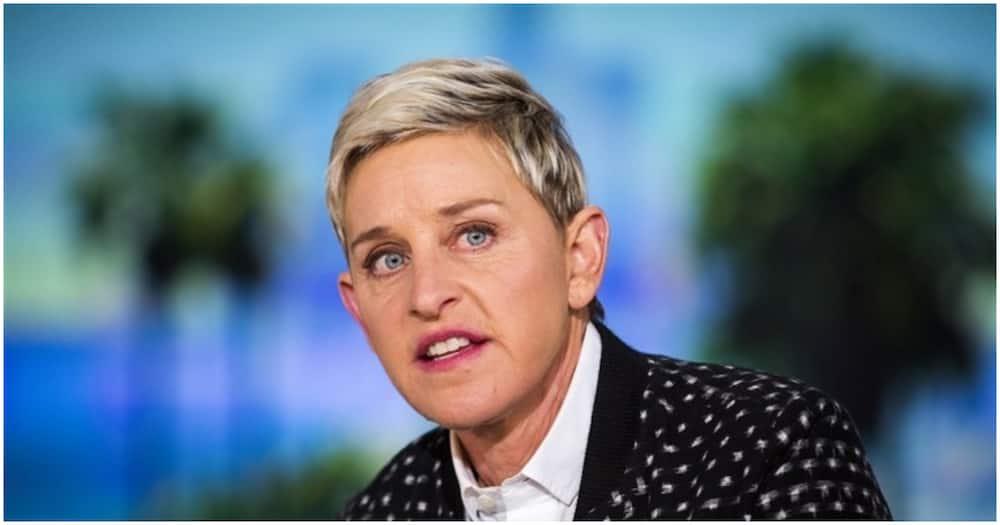 Ellen De Generes Says She Rushed Wife Portia to Hospital at Night Due to Burst Appendix