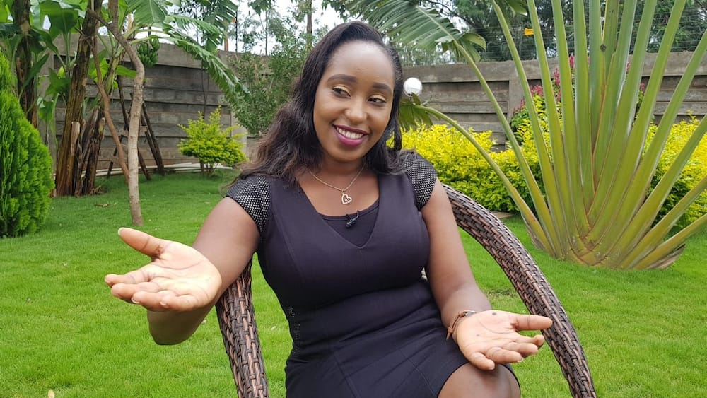 Inooro TV presenter discloses she walked away from marriage 59 days after wedding