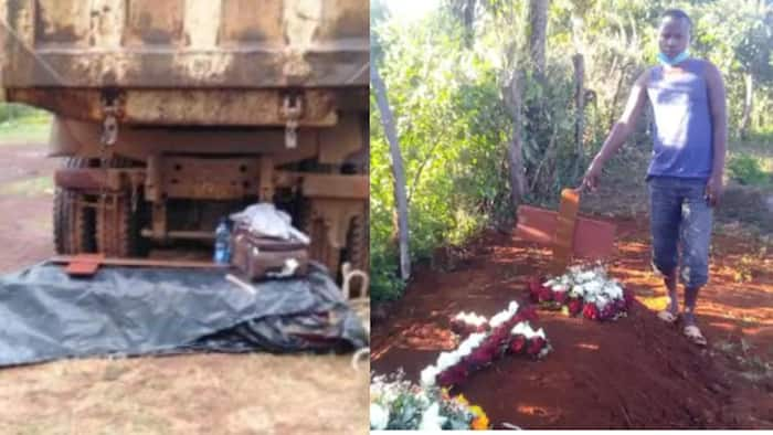 Court Awards KSh 1.5 Million to Meru Man Who Slept at Police Station with Wife's Coffin