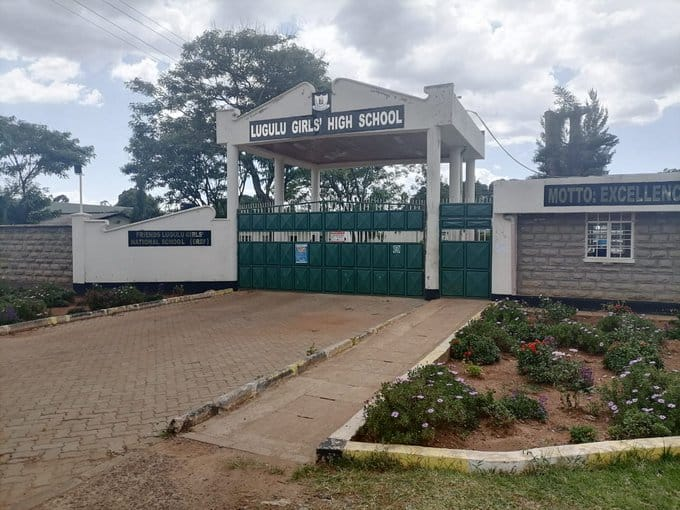 Bungoma: Lugulu Girls' closed following students' protests