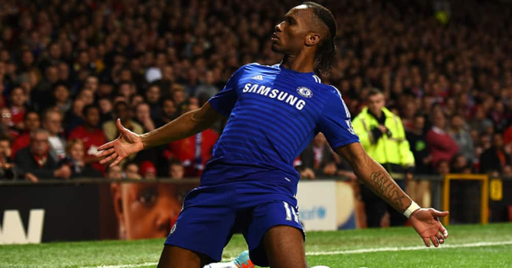 Chelsea Legend Didier Drogba Reacts to Chelsea's Qualification for UCL Finals