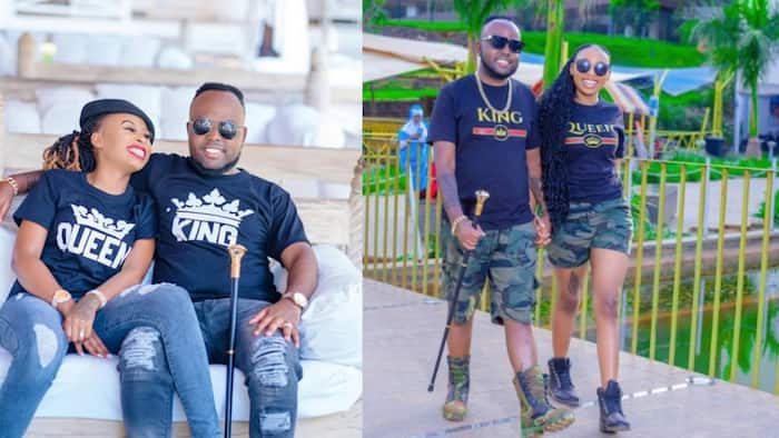 15 Delightful Photos of Lucy Natasha's Brother, His Gorgeous Girlfriend