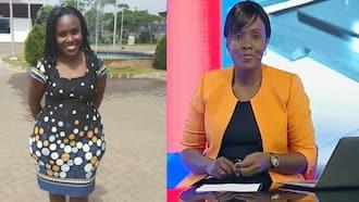 Mwanahabari Linda Oguttu Apatikana na Virusi vya COVID-19