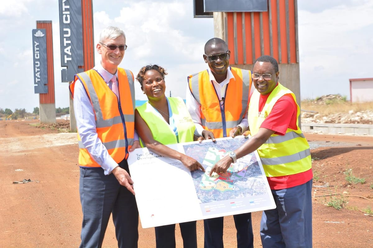 Tatu city developers ask government for tax holidays