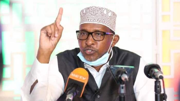 """Aden Duale Rubbishes Claims Deep State Decides Who Becomes President: """"Uhuru Won Against Them"""""""