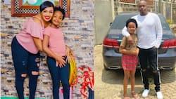 Jaguar's Baby Mama and First-Born Daughter Show Off Dancing Skills on TikTok