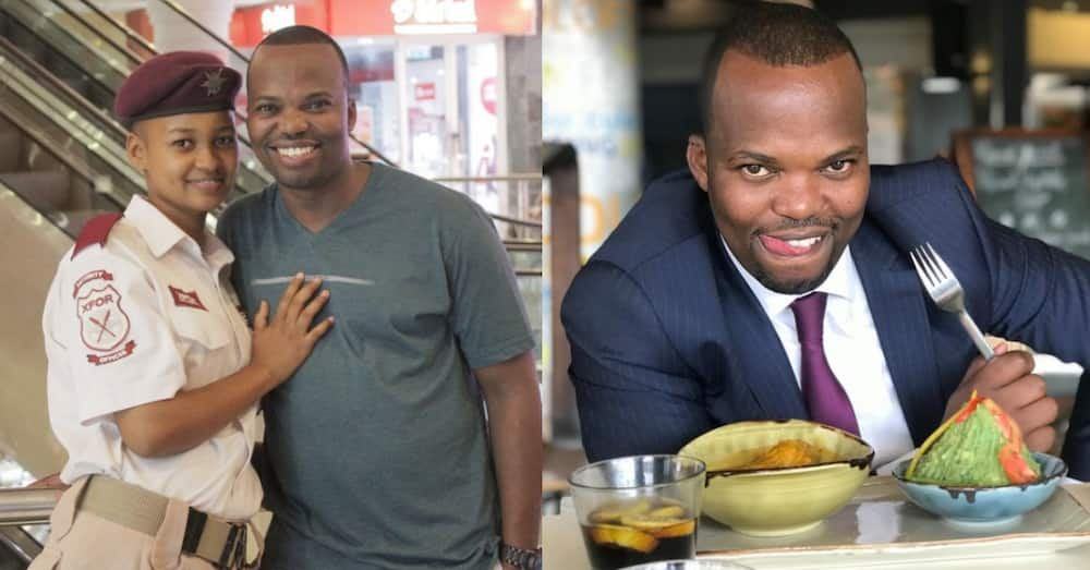 Celebrities, Kenyans celebrate MC Jessy as comedian turns year older