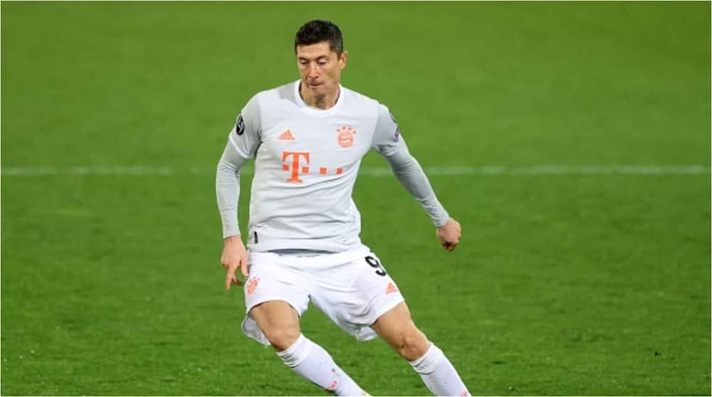 Blow as Bayern Munich Lose Lewandowski to Injury Ahead of Mammoth Clash Against PSG