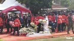 Lala salama mtukufu rais: Moi azikwa kwa heshima za kitaifa, apewa saluti ya mizinga 19