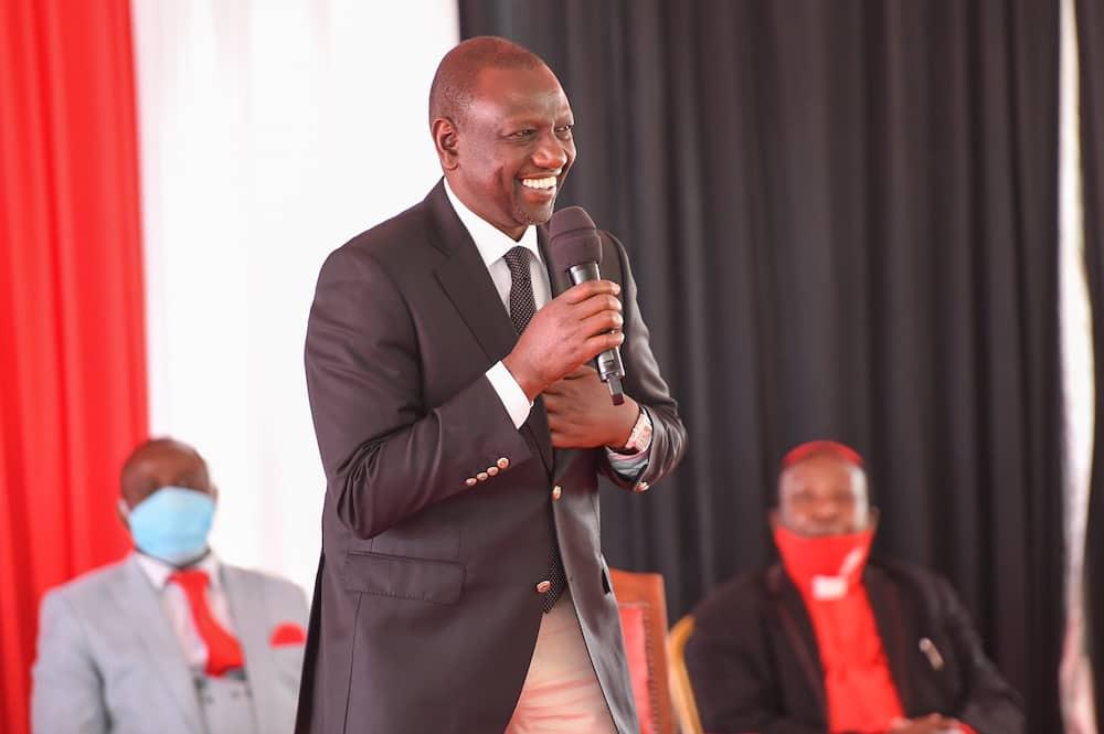 William Ruto holds worship service with Nakuru pastors in Karen
