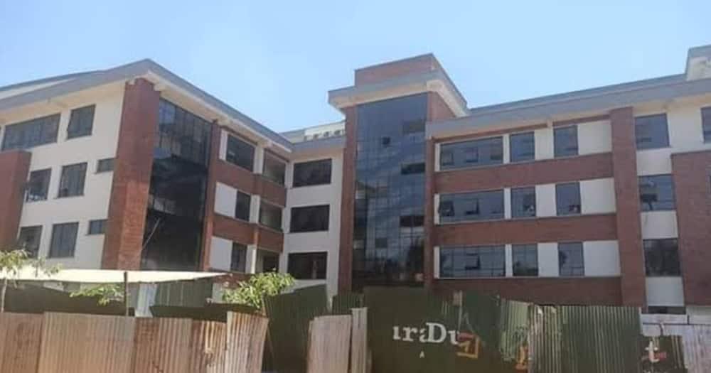 The university had been admitting students through Kenyatta University.