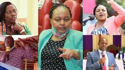 Kinyang'anyiro 2022: Wanasiasa Wanaotazamiwa Kumtoa Waiguru Kijasho Katika Kutetea Kiti Chake