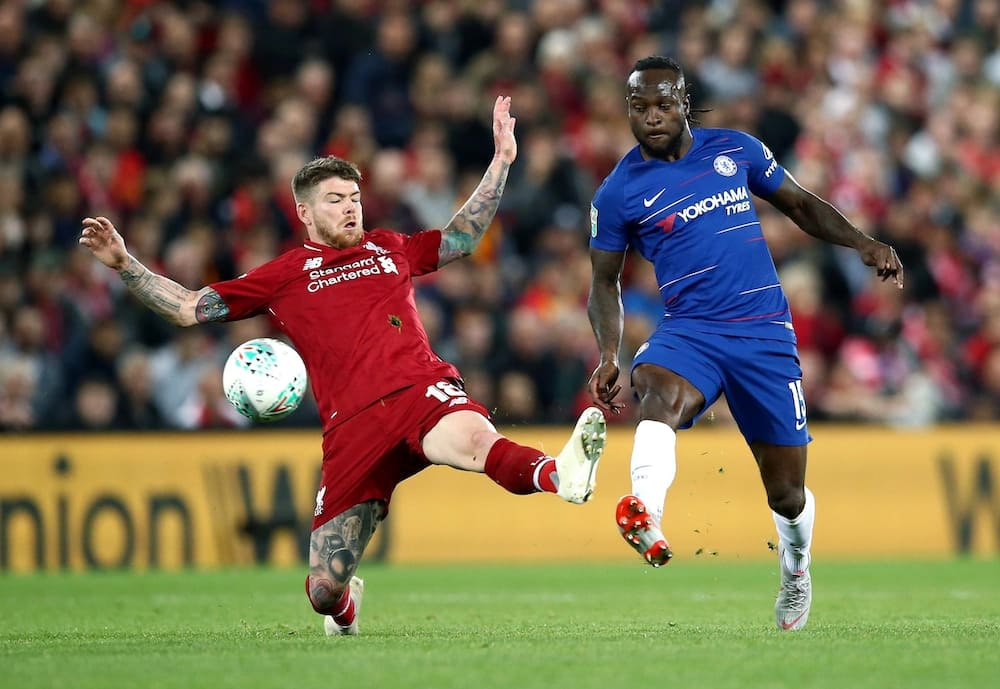 Victor Moses completes season-long loan move to Spartak Moscow from Chelsea