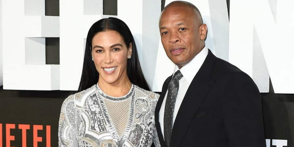 Nicole Young: Dr.Dre's wife files for divorce
