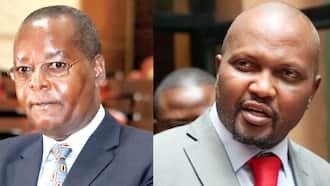 Moses Kuria Invades Amos Kimunya's Kipipiri Constituency, Declares Himself Acting MP
