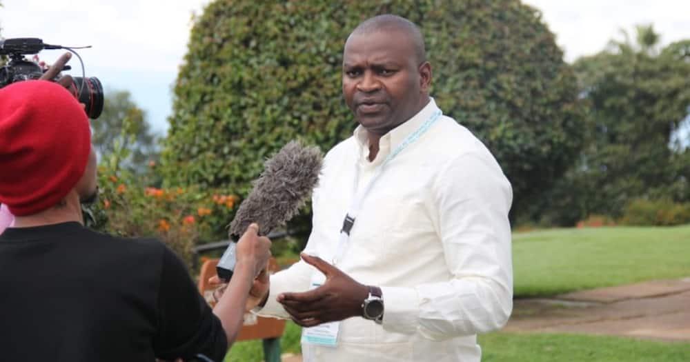 Rashid Echesa.