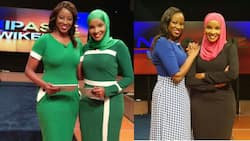 Lulu Hassan and I became friends on Facebook before meeting - Kanze Dena