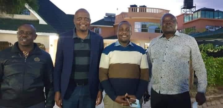 Moses Kuria aingia Nakuru kupokonya Jubilee kiti cha wadi ya London