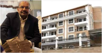 Court orders demolition of Grand Monor Hotel owned owned by Asian tycoon Praful Kumar