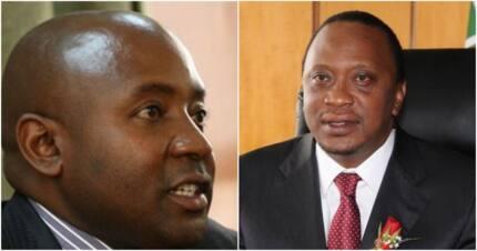 Uhuru atuma rambi rambi kwa mbunge wa Lugari kufuatia kifo cha bintiye
