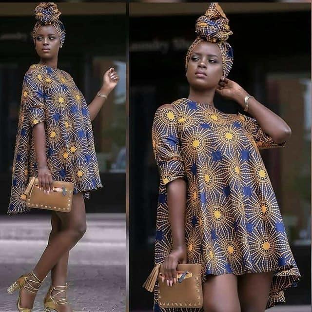 kitenge fashion for wedding
