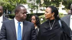 Uozo ulioje! Wanafunzi wengine wa KCSE wanaswa kwa video wakimtusi waziri Matiang'i na kuchoma vitabu