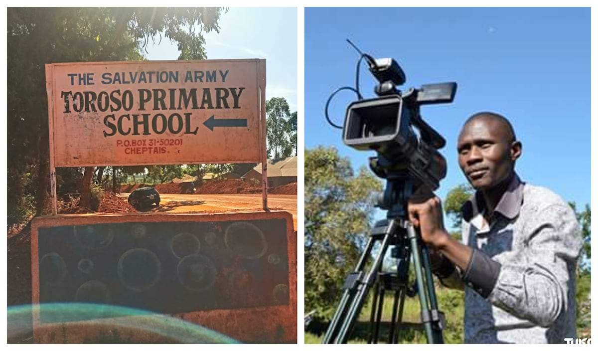 Journalist attacked, injured by a Bungoma Chief in line of duty