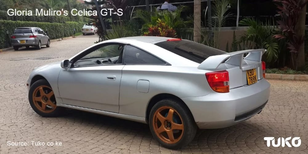 Kenyan gospel artists and their cars