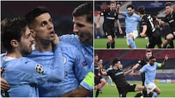 Man City guu moja kuingia robo fainali ya UEFA baada ya kurarua Monchengladbach
