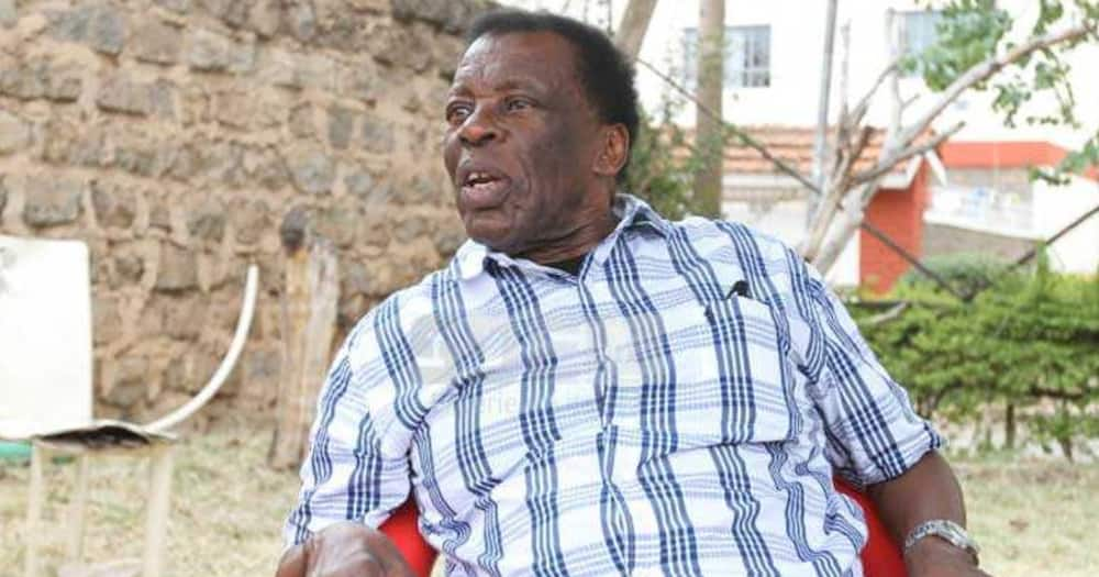 Leonard Mbotela: Uhuru settles KSh 1 million medical bill of veteran journalist