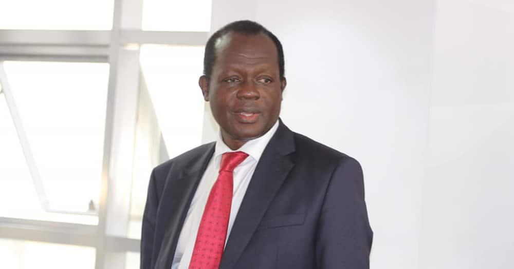 Jubilee Party secretary-general Raphael Tuju. Photo: Jubilee Party.