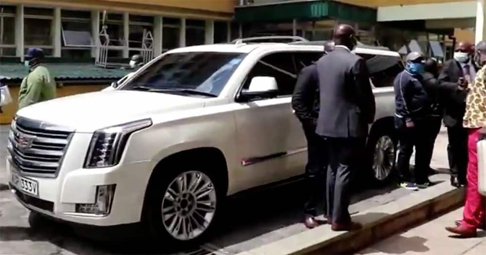 Mike Sonko's Expensive Car Collection Worth Over KSh 50 Million